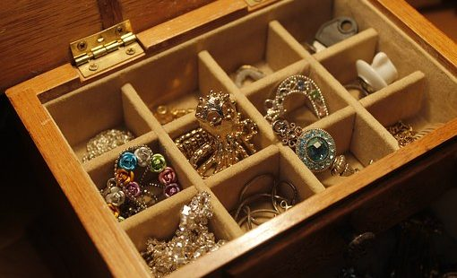 A Brief Guide To Storing Your Jewellery